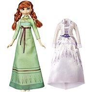 Frozen 2 Anna s extra šaty - Figurka