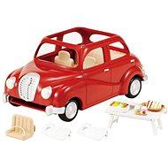 Sylvanian Families Rodinné auto červené - Herní set