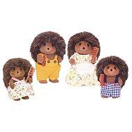 Sylvanian Families Rodina ježků - Figurky