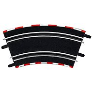 Carrera GO/GO+/D143 - 61646 GO!!! High Banked Curve 2/45, 4/pk - Slot Cart Track Accessory