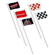 Carrera GO/GO+/D143 - 61650 Vlajky (10ks) - Příslušenství pro autodráhu