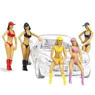 Carrera 21114 Figurky - Hostesky (5ks) - Příslušenství pro autodráhu