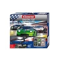 Carrera D132 30007 GT Triple Power - Slot Car Track