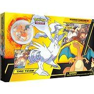 Pokémon TCG: Reshiram & Charizard-GX Figure Collection - Karetní hra