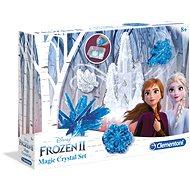 Clementoni Set kouzelných krystalů Ledové království 2 - Kreativní sada