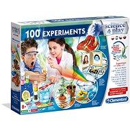Clementoni 100 vědeckých experimentů - Kreativní sada