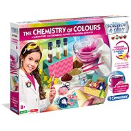 Clementoni Laboratoř barev - Kreativní sada