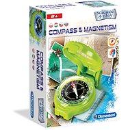 Kreativní sada Clementoni Kompas a megnetismus