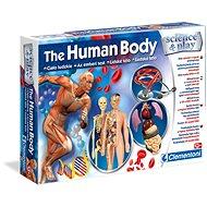 Clementoni Lidské tělo - Kreativní sada