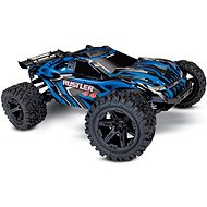Traxxas Rustler 1:10 4WD RTR modrý - RC auto na dálkové ovládání