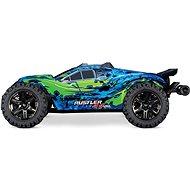 Traxxas Rustler 1:10 VXL 4WD TQi RTR zelený - RC auto na dálkové ovládání