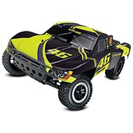 Traxxas Slash 1:10 RTR Valentino Rossi - RC auto na dálkové ovládání