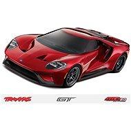 Traxxas Ford GT 1:10 TQi RTR červený - RC auto na dálkové ovládání