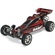 Traxxas Bandit 1:10 RTR červený - RC auto na dálkové ovládání