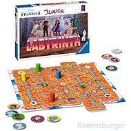 Ravensburgser 204991 Labyrinth Junior Disney Ledové království 2