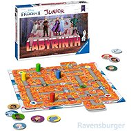 Ravensburgser 204991 Labyrinth Junior Disney Frozen 2 - Board Game