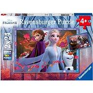 Ravensburgser 050109 Disney Ledové království 2 2x24 dílků - Puzzle