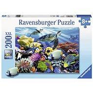 Ravensburgser 126088 Vodní želvy 200 dílků