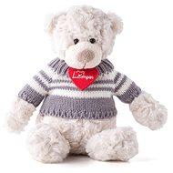Lumpin Medvěd Spencer ve svetru malý - Plyšák