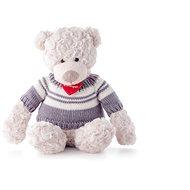 Lumpin Medvěd Spencer ve svetru střední - Plyšák