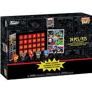 Funko POP Advent Calendar: Marvel (Pocket POP) - Figures