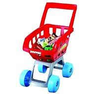 Nákupní vozík s doplňky - Herní set