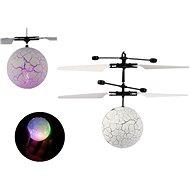 Vrtulníková koule s měnícím LED světlem - RC model
