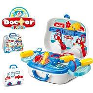 Doktor kufřík - auto - Herní set