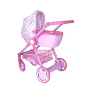 BABY Born Infant Baby Pram, Large - Doll Stroller