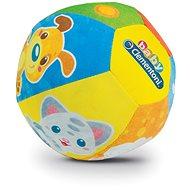 Clementoni Hudební míček se zvířátky