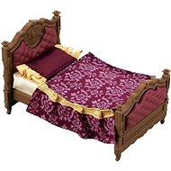 Sylvanian Families Město - luxusní postel - Herní set