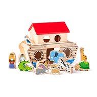 Woody Noemova archa - Dřevěná hračka