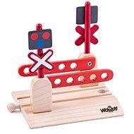 Woody Železniční přejezd - Příslušenství k vláčkodráze