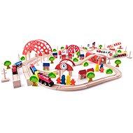 Woody Vláčkodráha s hlavním nádražím - Vláčkodráha