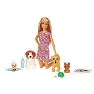 Barbie Caring for Puppies - Doll