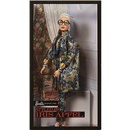 Barbie Stylová ikona od Iris Apfel Třpytivé oblečení - Panenka