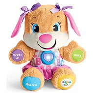 Fisher-price Talking Doggy Sister SK - Toddler Toy