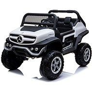Mercedes Unimog Bílé