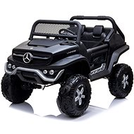 Mercedes Unimog černý