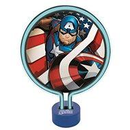 Lexibook Avengers Neonová lampa - Stolní lampa