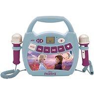 Lexibook Frozen Přehrávač s mikrofonem - Hudební hračka