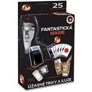 Sada kouzel - Fantastická magie (triky a iluze) - Společenská hra