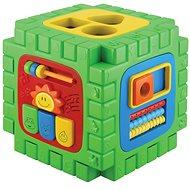 Hrací skládací kostka - Didaktická hračka