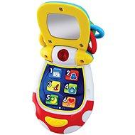 Můj první vyklápěcí telefon - Interaktivní hračka