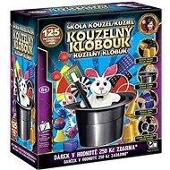 Magický klobouk 125 triků - Společenská hra