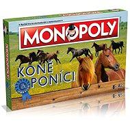 Monopoly Koně a poníci - Společenská hra