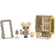 L.O.L. Nábytek s panenkou - Šatník & Queen Bee
