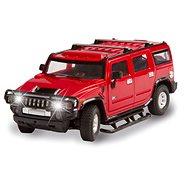 Invento Hummer H2 červený RTR 1:43 - RC auto na dálkové ovládání