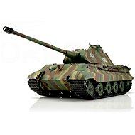 Torro King Tiger II Henschel 1:16 RTR - Tank na dálkové ovládání