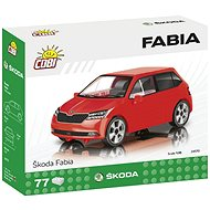 Cobi Škoda Fabia model 2019 1:35 - Stavebnice